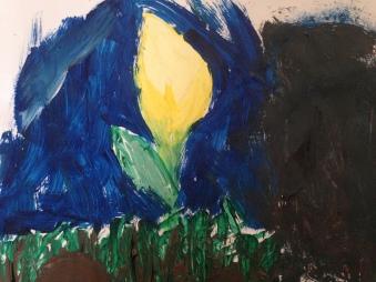 Calista's artwork