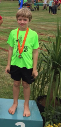 Third place in Turbo Javelin