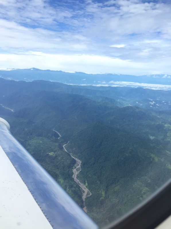 PNG from the sky! Just outside Madang