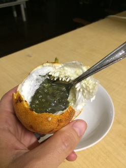 Granadilla, Calista's new favourite